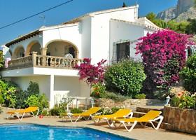 Villa Mimosa Javea