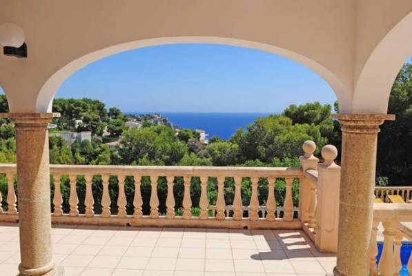 Photo of sea view from Vista al Mar