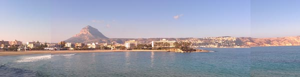 Photo Javea Beach