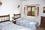 Villa Katharina Too twin bedded room