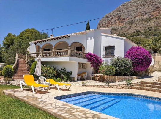 Photo of Villa Mimosa Javea