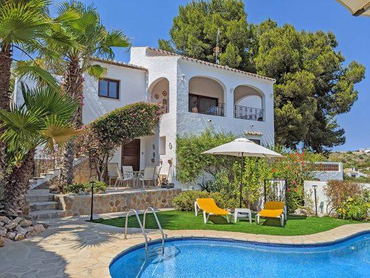 Villa Ines Isabel, Javea
